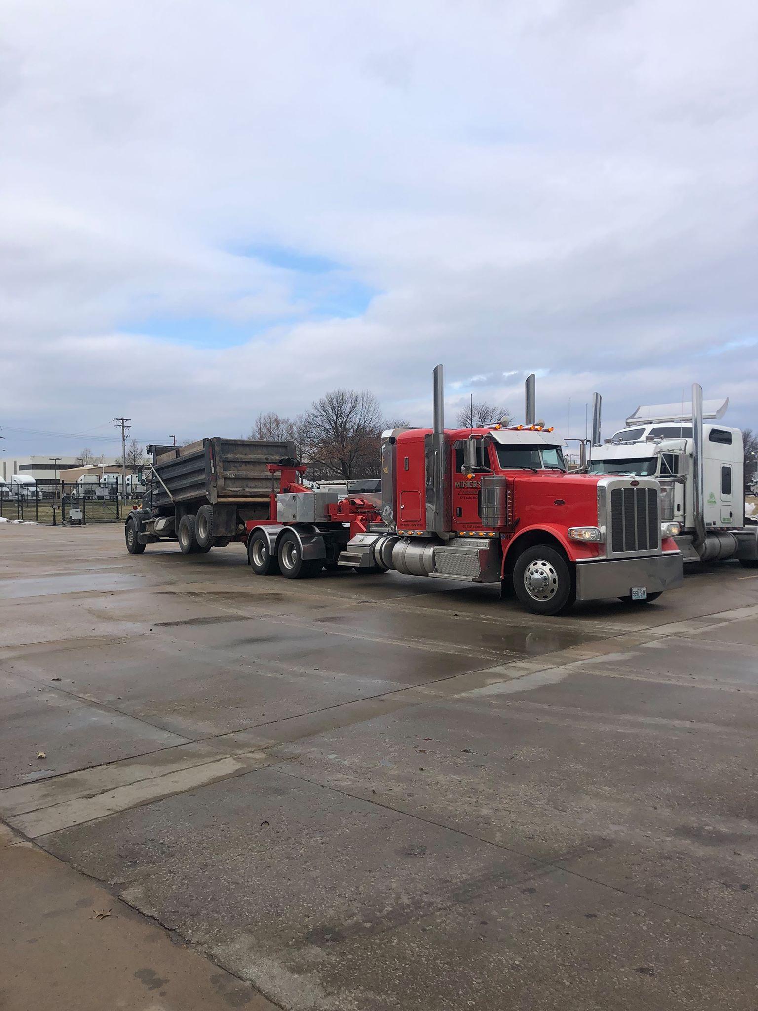 46 Dump Truck