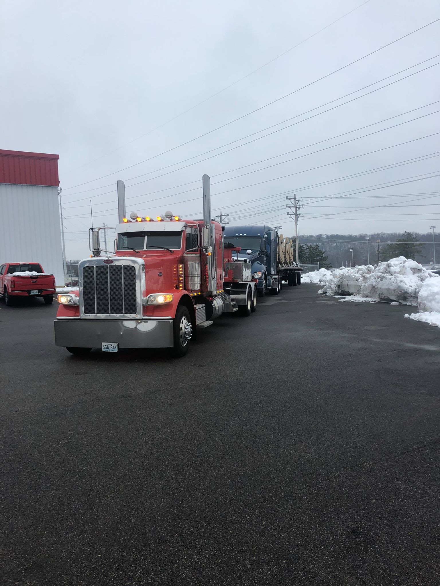 46 Towing